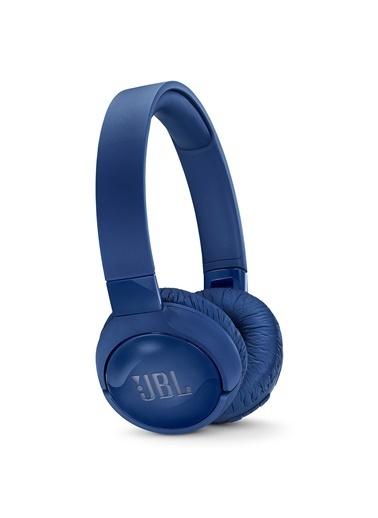 JBL T600BTNC Mavi Wireless Mikrofonlu Kulak Üstü Kulaklık Mavi